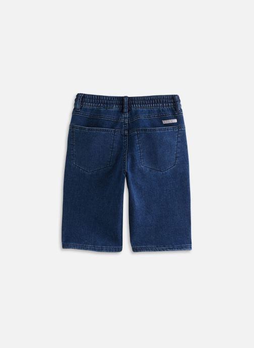 Vêtements IKKS JUNIOR  Bermuda XQ25023 Bleu vue bas / vue portée sac
