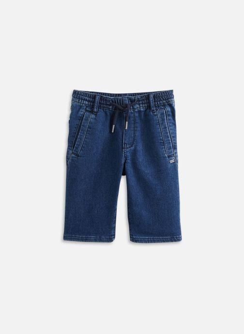Vêtements IKKS JUNIOR  Bermuda XQ25023 Bleu vue détail/paire