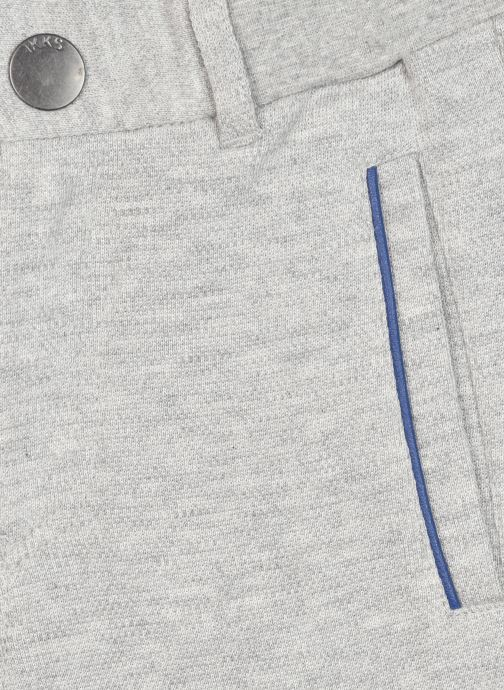 Vêtements IKKS JUNIOR  Bermuda XQ25073 Gris vue face