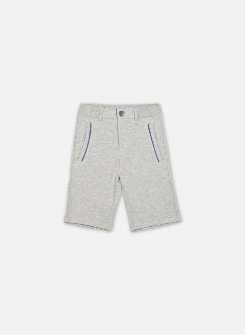 Vêtements IKKS JUNIOR  Bermuda XQ25073 Gris vue détail/paire