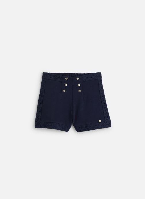 Vêtements IKKS JUNIOR  Short XQ26002 Bleu vue détail/paire