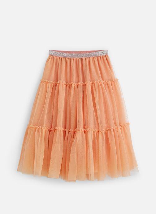 Vêtements IKKS JUNIOR  Jupe tulle XQ27012 Orange vue détail/paire