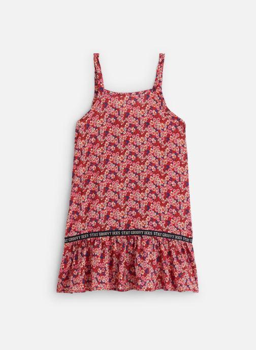 Vêtements IKKS JUNIOR  Robe 2 en 1 XQ30172 Rouge vue détail/paire