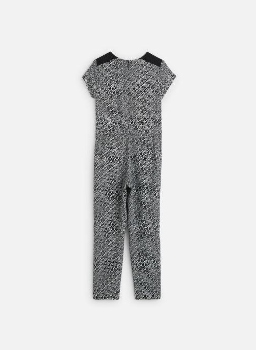 Vêtements IKKS JUNIOR  Combinaison XQ32052 Noir vue bas / vue portée sac