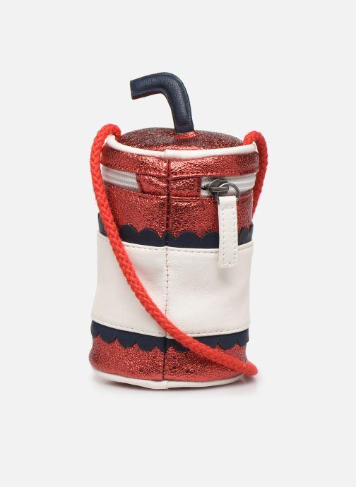 Handtaschen IKKS JUNIOR  Sac porté épaule XQ95022 rot ansicht von vorne