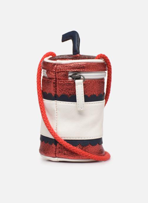 Handtaschen IKKS JUNIOR  Sac porté épaule XQ95022 rot ansicht von rechts