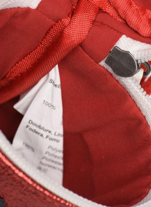 Handtaschen IKKS JUNIOR  Sac porté épaule XQ95022 rot ansicht von hinten