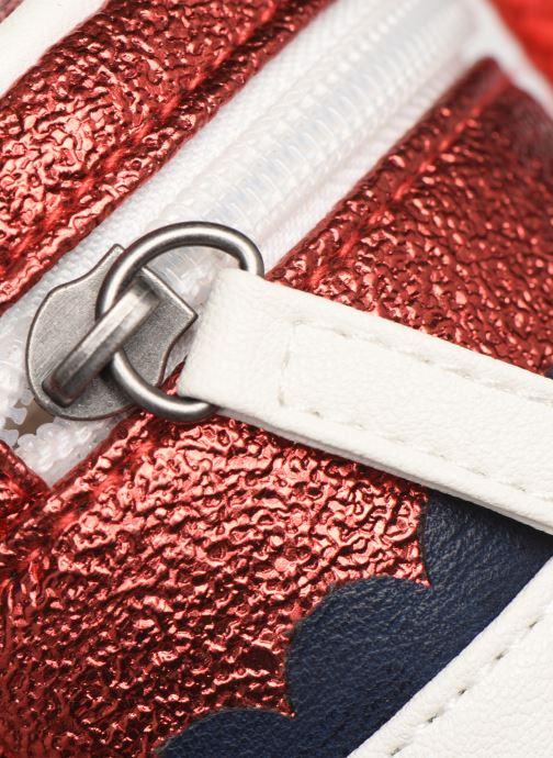 Handtaschen IKKS JUNIOR  Sac porté épaule XQ95022 rot ansicht von links