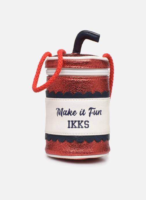 Handtaschen IKKS JUNIOR  Sac porté épaule XQ95022 rot detaillierte ansicht/modell