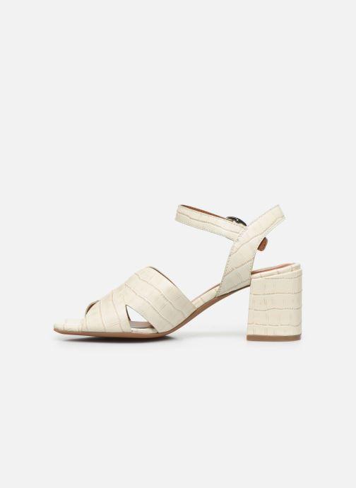 Sandales et nu-pieds Bruno Premi BZ 0503X Blanc vue face