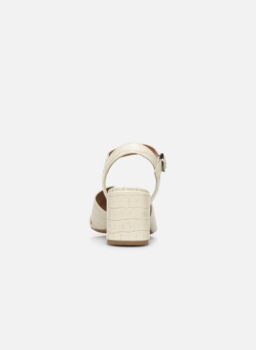 Sandales et nu-pieds Bruno Premi BZ 0503X Blanc vue droite