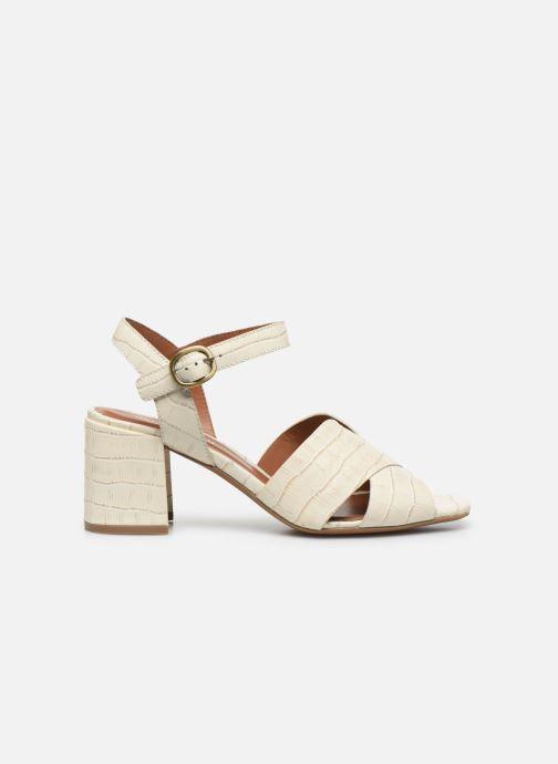 Sandales et nu-pieds Bruno Premi BZ 0503X Blanc vue derrière