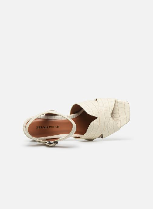 Sandales et nu-pieds Bruno Premi BZ 0503X Blanc vue gauche