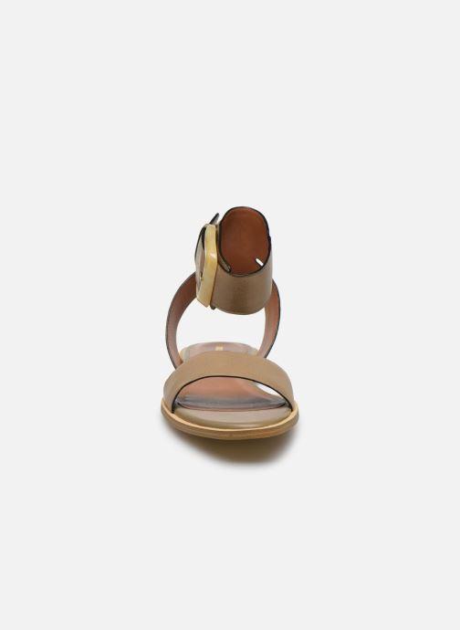 Sandales et nu-pieds Bruno Premi BZ 0902X Vert vue portées chaussures