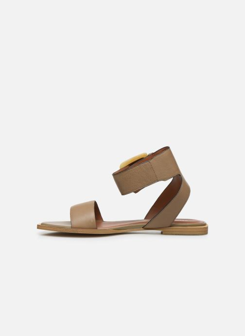Sandales et nu-pieds Bruno Premi BZ 0902X Vert vue face