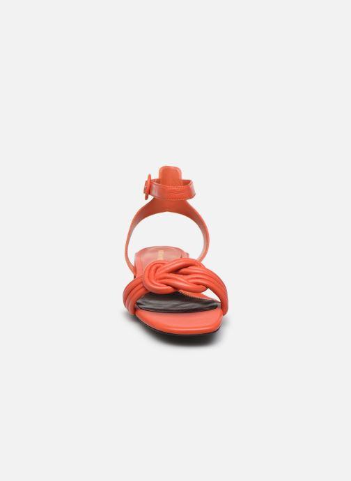 Sandales et nu-pieds Bruno Premi BZ 0202X Orange vue portées chaussures