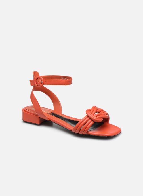 Sandales et nu-pieds Bruno Premi BZ 0202X Orange vue détail/paire