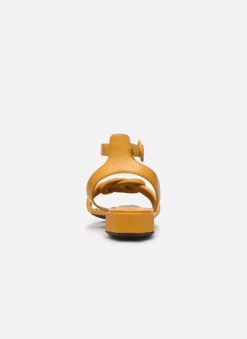 Bruno Premi Bz 0202x (geel) - Sandalen(414649)