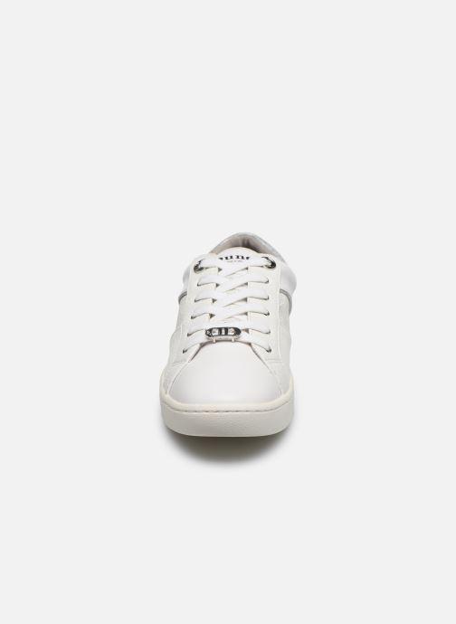 Sneaker Dune London EVERLEE weiß schuhe getragen