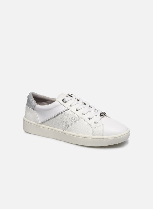 Baskets Dune London EVERLEE Blanc vue détail/paire