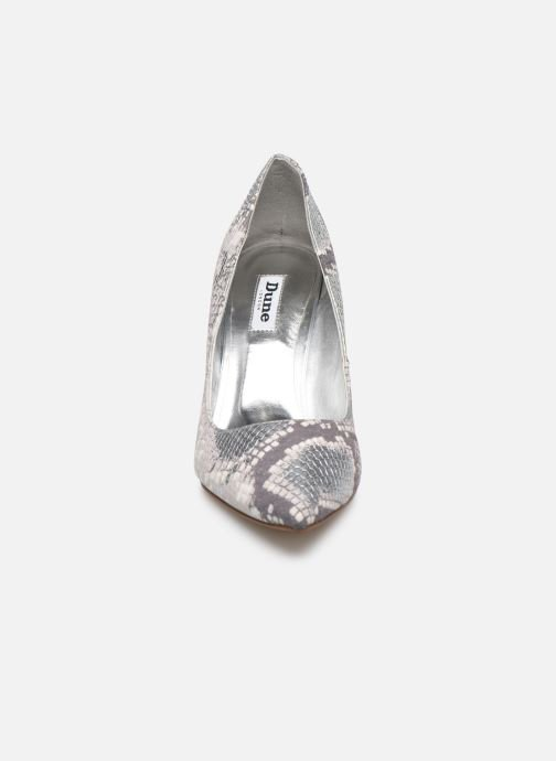 Zapatos de tacón Dune London ANNA Gris vista del modelo