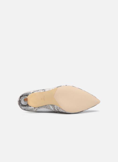 Zapatos de tacón Dune London ANNA Gris vista de arriba
