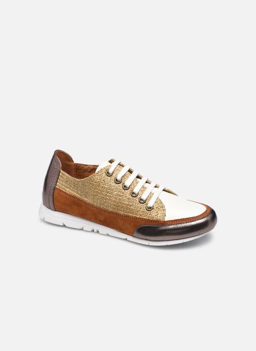 Sneakers Karston CAMINO Bruin detail