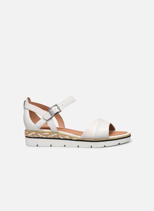 Sandales et nu-pieds Karston KILGUM Blanc vue derrière