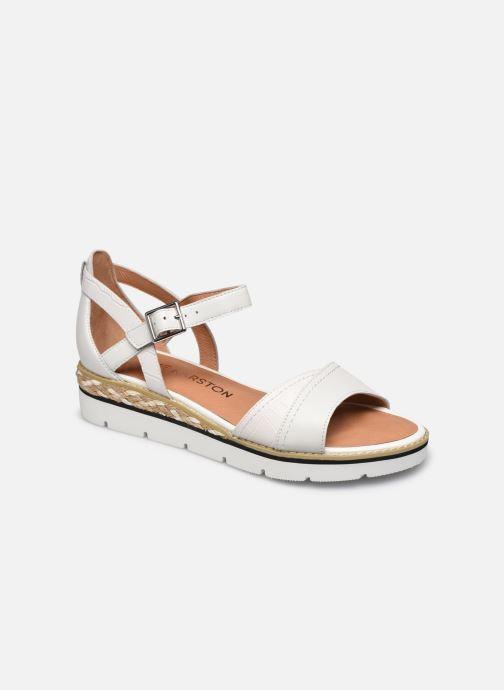 Sandales et nu-pieds Karston KILGUM Blanc vue détail/paire