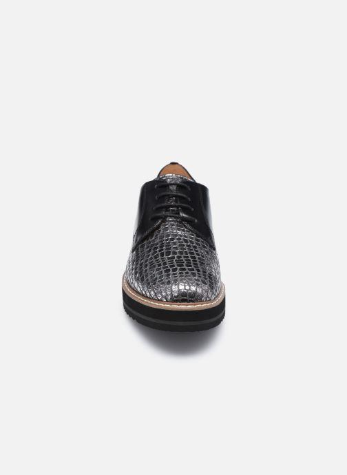 Schnürschuhe Karston ORPLOU grau schuhe getragen