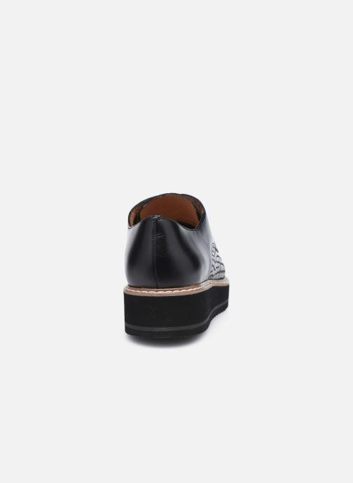Chaussures à lacets Karston ORPLOU Gris vue droite