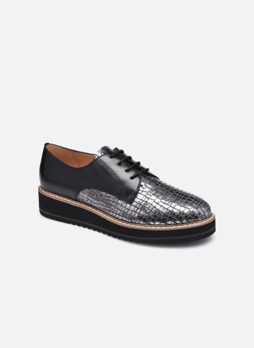 Chaussures à lacets Karston ORPLOU Gris vue détail/paire