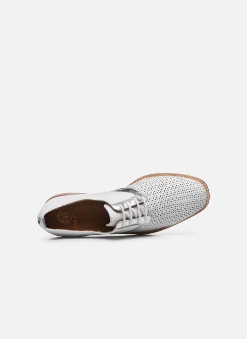 Chaussures à lacets Karston JENIFER Blanc vue gauche
