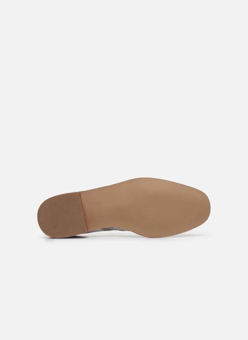 Chaussures à lacets Karston JENIFER Blanc vue haut