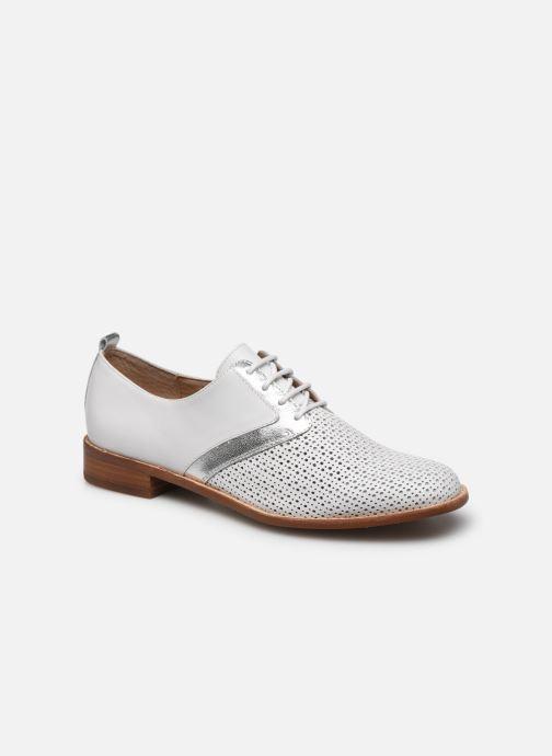Chaussures à lacets Karston JENIFER Blanc vue détail/paire
