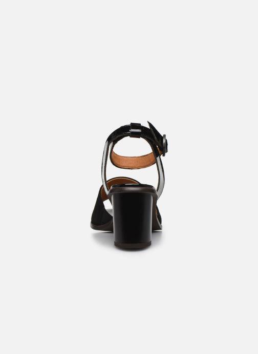 Sandali e scarpe aperte Karston LIBOU Nero immagine destra