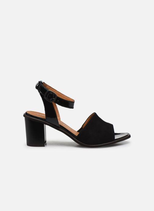 Sandali e scarpe aperte Karston LIBOU Nero immagine posteriore