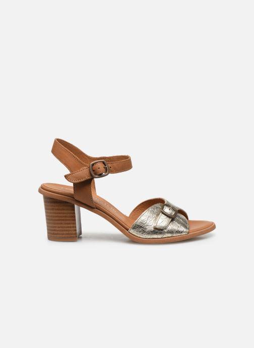Sandali e scarpe aperte Karston LIFLO Marrone immagine posteriore