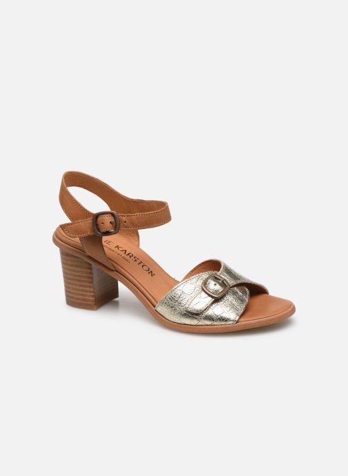Sandali e scarpe aperte Karston LIFLO Marrone vedi dettaglio/paio