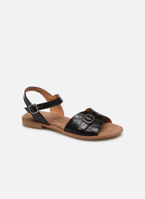 Sandali e scarpe aperte Karston XABER Nero vedi dettaglio/paio