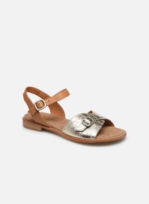 Sandales et nu-pieds Femme XABER