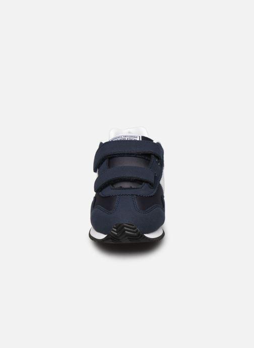 Baskets Polo Ralph Lauren Big Pony Jogger Ez Bleu vue portées chaussures