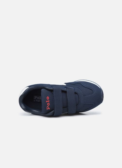 Sneakers Polo Ralph Lauren Big Pony Jogger Ez Blauw links