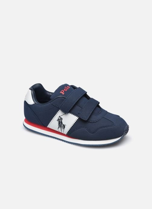 Sneakers Polo Ralph Lauren Big Pony Jogger Ez Blauw detail