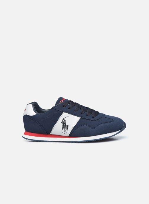 Sneakers Polo Ralph Lauren Big Pony Jogger Blauw achterkant