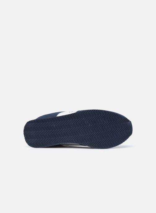 Sneakers Polo Ralph Lauren Big Pony Jogger Blauw boven