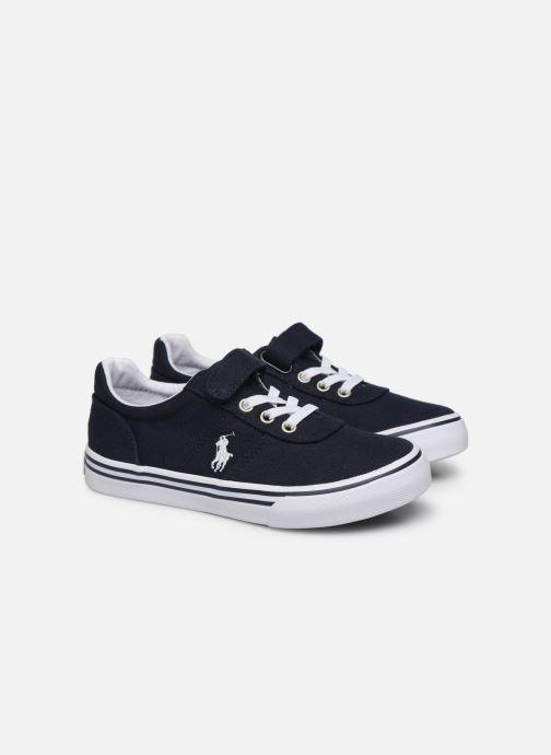 Sneaker Polo Ralph Lauren Hanford III Ps blau 3 von 4 ansichten