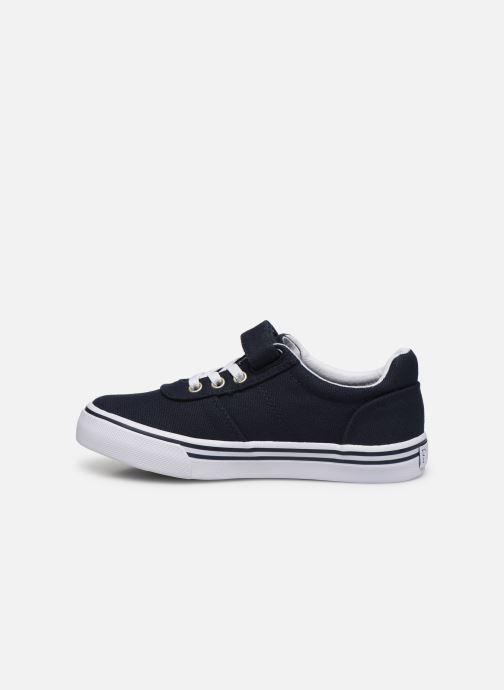Sneaker Polo Ralph Lauren Hanford III Ps blau ansicht von vorne