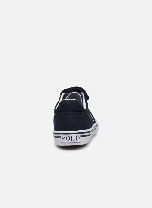 Sneaker Polo Ralph Lauren Hanford III Ps blau ansicht von rechts