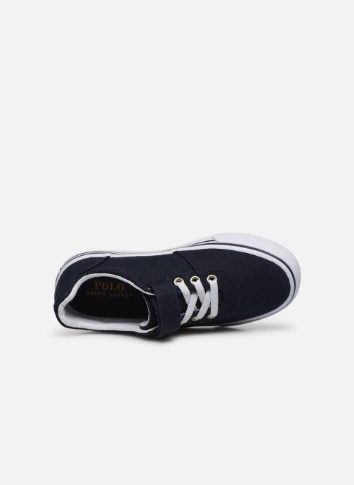 Sneaker Polo Ralph Lauren Hanford III Ps blau ansicht von links